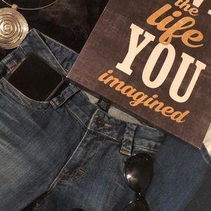 Calvin Klein Lean Bootcut Jeans 4